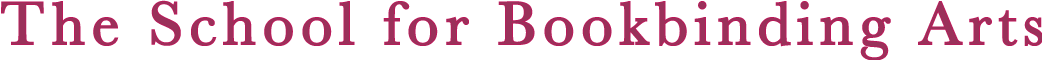 the school for bookbinding arts